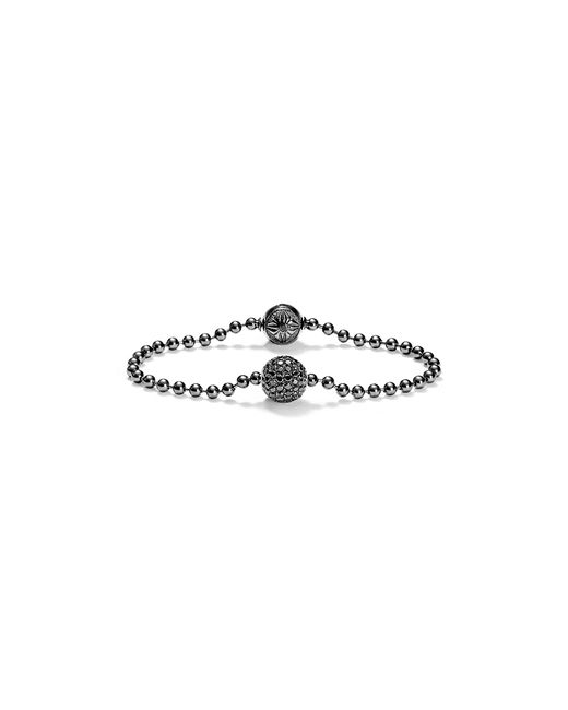 Shamballa Jewels | Black Diamond Royal Bracelet | Lyst