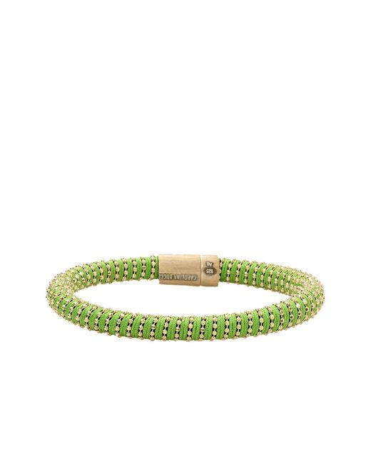 Carolina Bucci | Green Twister Band Bracelet | Lyst