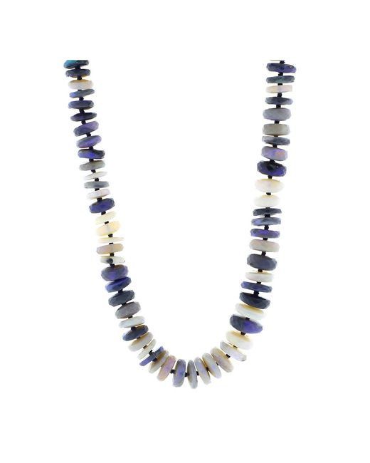 Irene Neuwirth | Multicolor Opal Bead Necklace | Lyst