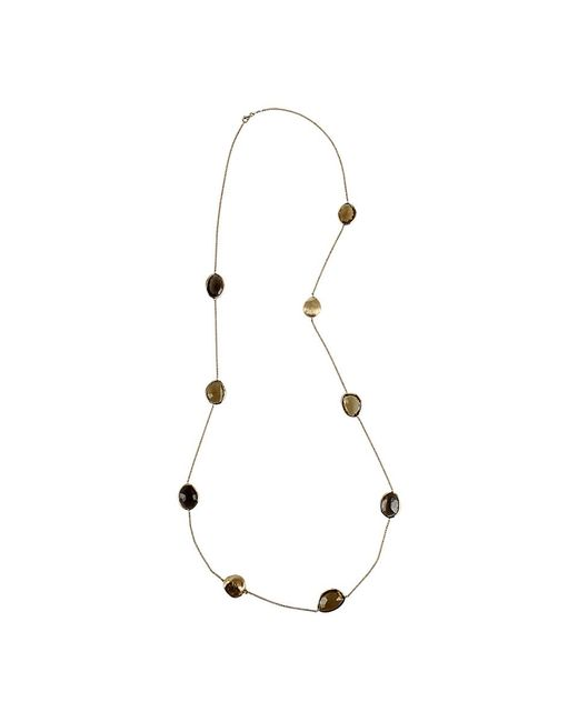 Yvel - Multicolor Multi-color Smokey Quartz Necklace - Lyst