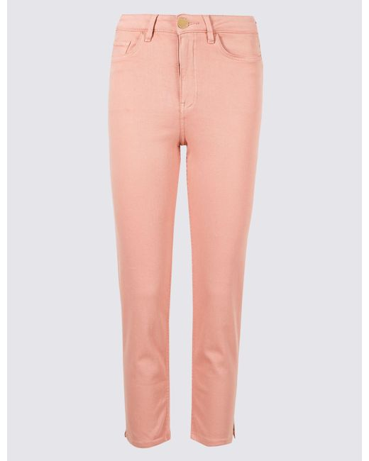 100% Guaranteed Sale Online Bulk Designs Per Una Sculpt & Lift Roma Rise Cropped Jeans - - 6 Discount Good Selling From China Sale Online rlJYyq8d