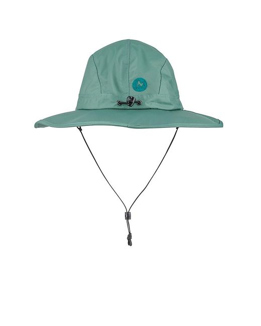 62aa4c9d8213e ... Marmot - Green Precip Safari Hat for Men - Lyst ...