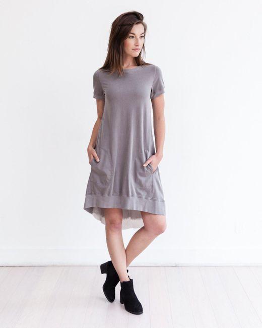 Marrakech - Purple Madison Dress - Lyst