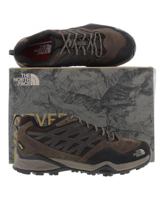 ccb42777951 The North Face North Face Hedgehog Hike Gtx Waterproof Walking Shoes ...