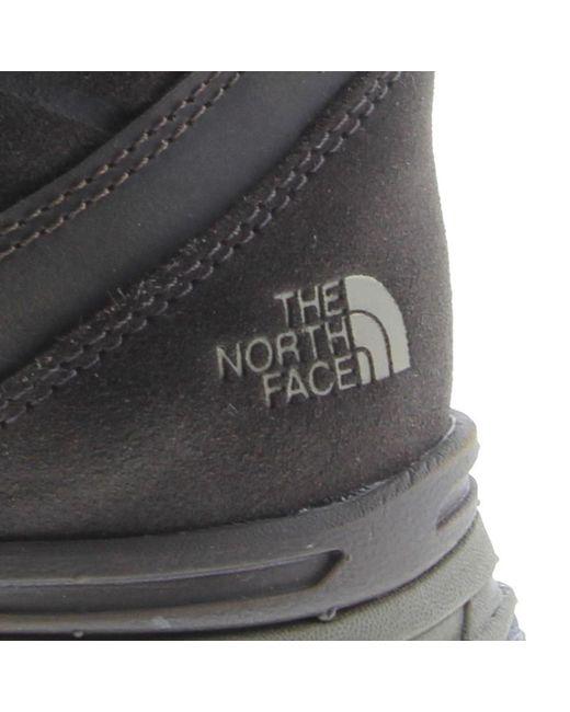 88eb56789 The North Face Hedgehog Trek Gtx Waterproof Walking Boots in Brown ...