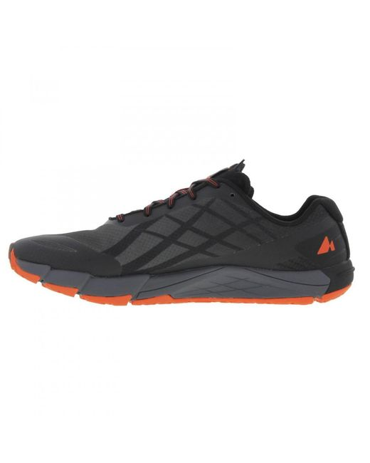 2f42b69704585 ... Merrell - Black Bare Access Flex Barefoot Vegan Running Walking Shoes  for Men - Lyst ...