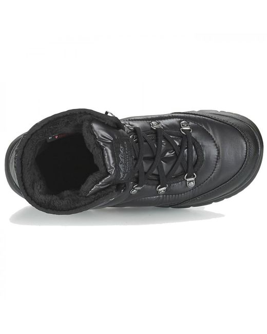05f5d570e The North Face Thermoball Lace Ii Winter Walking Boots in Black ...