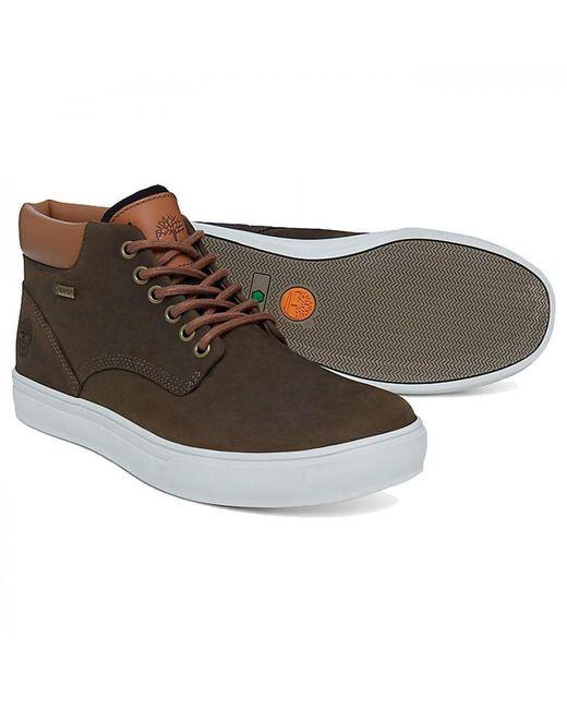 6b6064631e ... Timberland - Brown Adventure 2.0 Gtx Waterproof Ankle Chukka Boots for  Men - Lyst ...