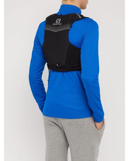 ea2a64a69f Men's Black Advanced Skin 5 Set Running Backpack
