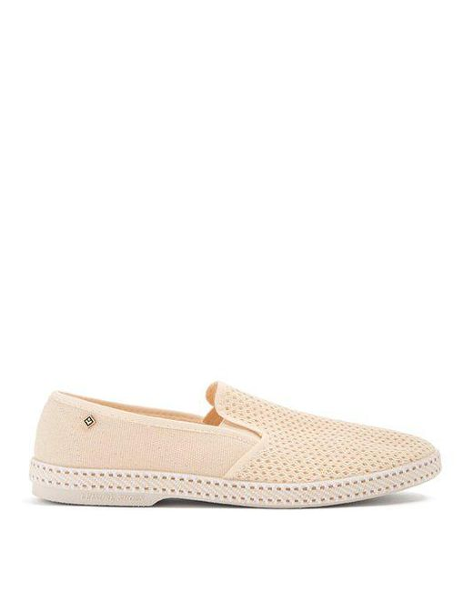 Classic 20 slip-on canvas loafers Rivieras 001HiFt