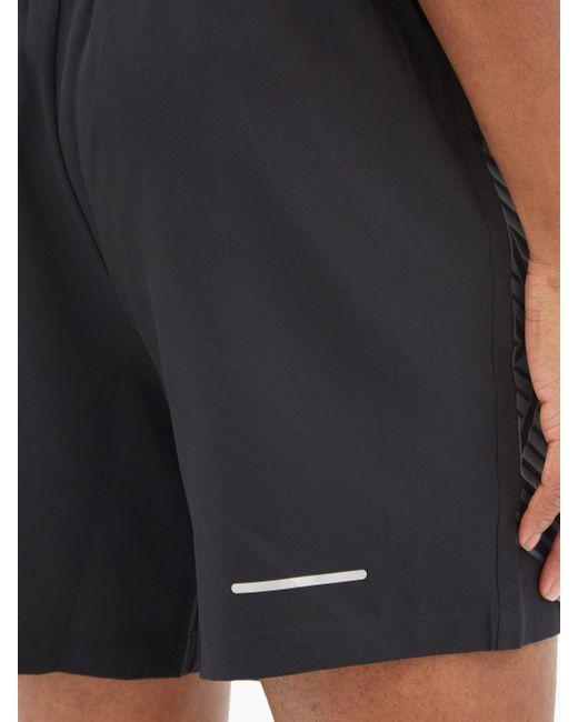 Asics Multicolor Icon Logo-print Technical Shorts for men