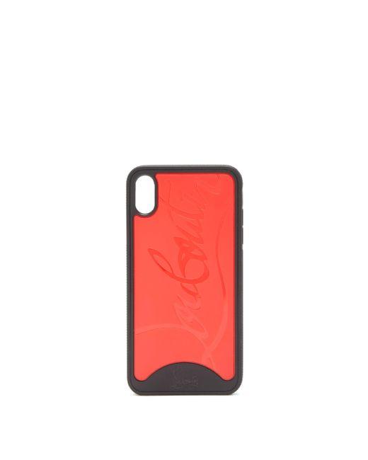 Christian Louboutin ルビフォン スニーカー Iphone X&xs ケース Multicolor