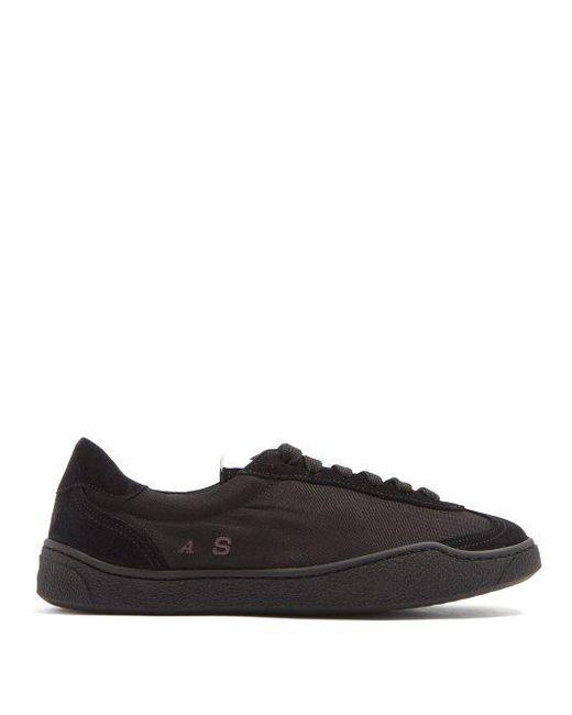 Acne Lhara Low-Top Sneakers R8itkoZgq