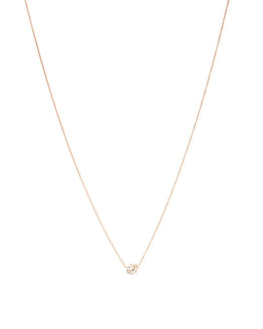 Jade Trau ペネロペ ダイヤモンド 18kゴールドネックレス Multicolor