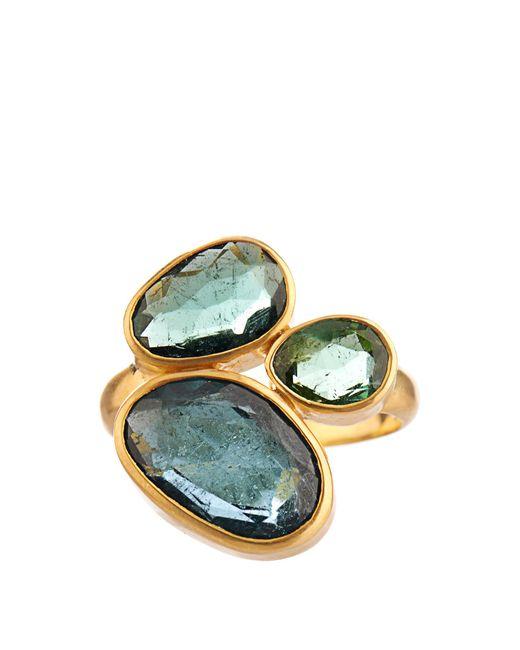 Pippa Small | Metallic Tourmaline & Yellow-gold Ring | Lyst