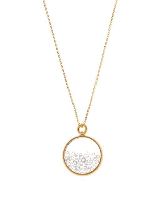 Aurelie Bidermann | Metallic Topaz & Yellow-gold Necklace | Lyst
