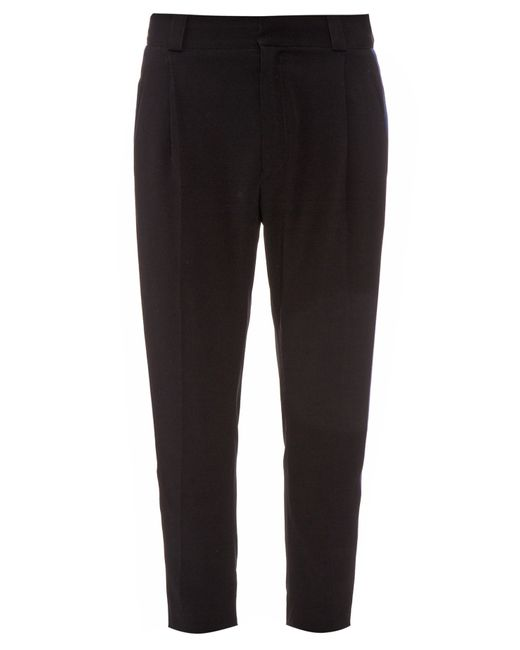 Haider Ackermann | Blue Orbai Side-striped Wool Trousers for Men | Lyst