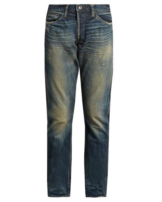 Simon Miller   Blue M001 Seiji Slim-leg Jeans for Men   Lyst