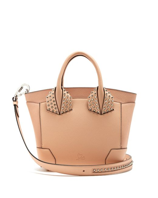 Christian Louboutin | Pink Eloise Small Leather Cross-body Bag | Lyst