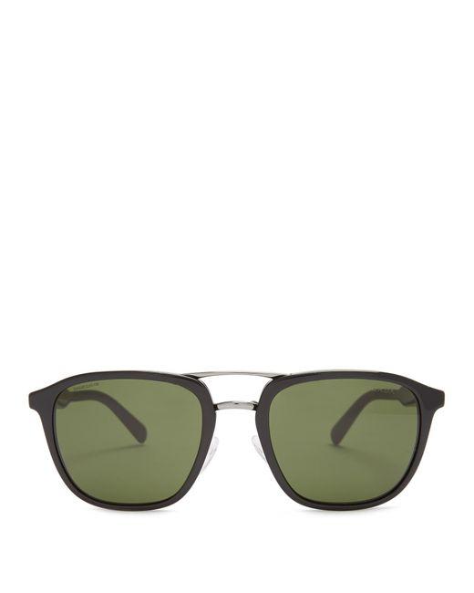 Prada   Black Square-frame Acetate Sunglasses for Men   Lyst