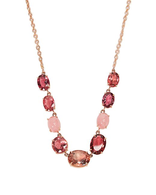 Irene Neuwirth | Multicolor Opal, Tourmaline & Rose-gold Necklace | Lyst