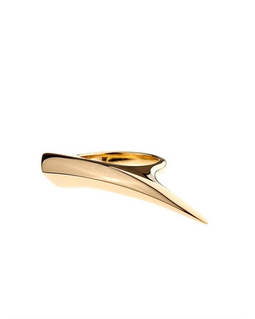 Shaun Leane - Yellow-gold Sabre Ring - Lyst