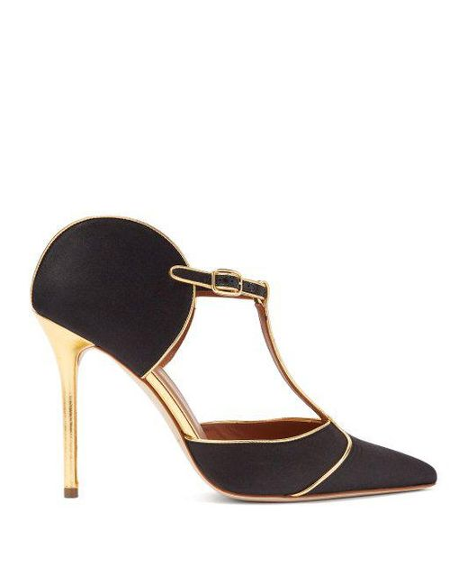 Imogen Satin Mules Malone Souliers TF5dsXH