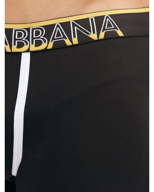 メンズ Dolce & Gabbana ボクサーブリーフ Black