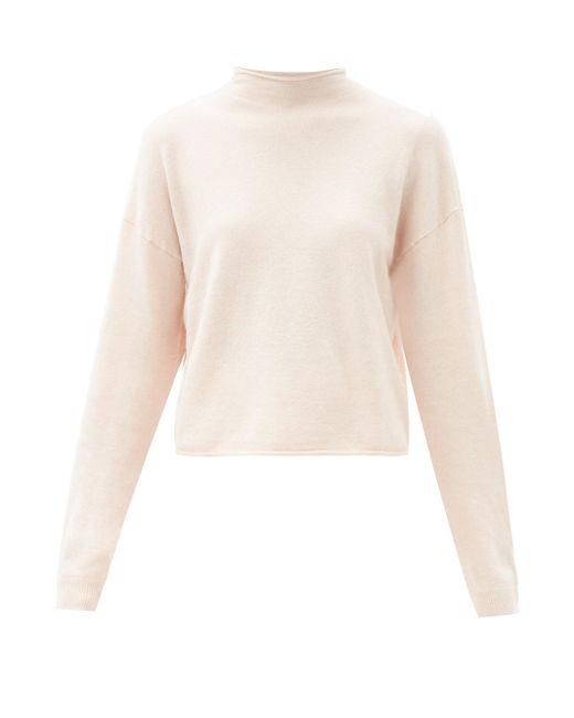 The Upside イゴール モックネック スウェットシャツ Pink