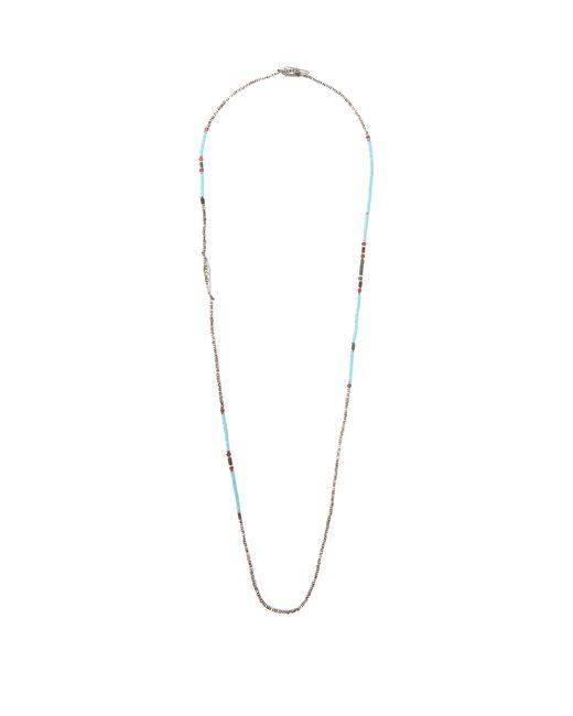 M. Cohen - Multicolor Collier à perles en argent sterling et jade for Men - Lyst