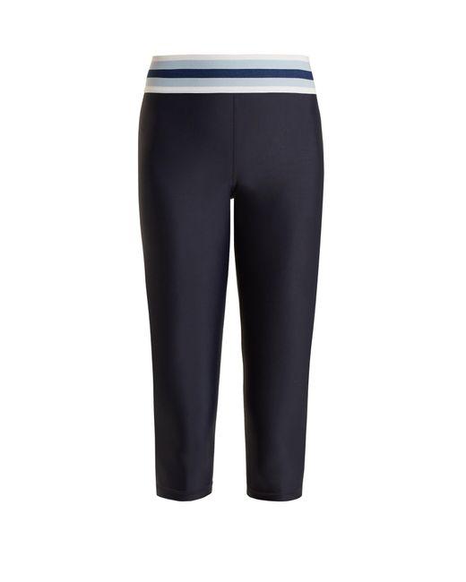 The Upside | Blue Nightlilies Performance Leggings | Lyst