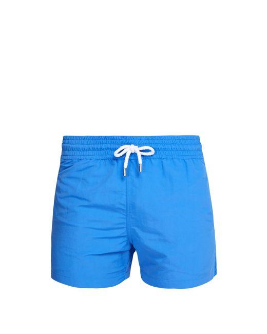 Short de bain Sports Frescobol Carioca pour homme en coloris Blue