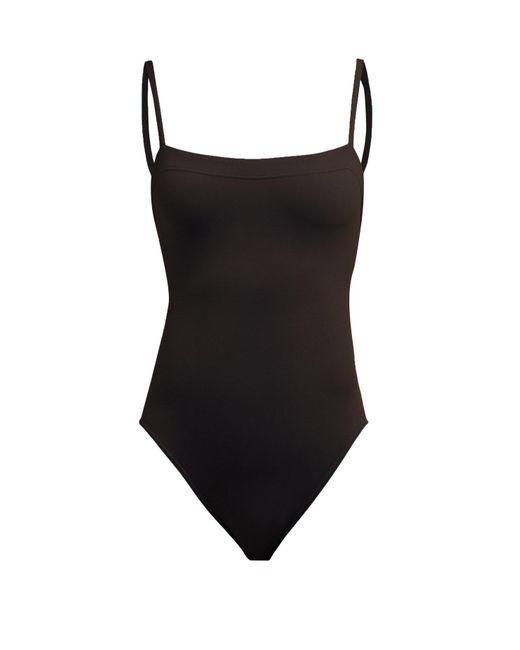 Eres Black Les Essentiels Aquarelle Swimsuit