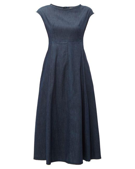 Weekend by Maxmara Blue Occhio Dress