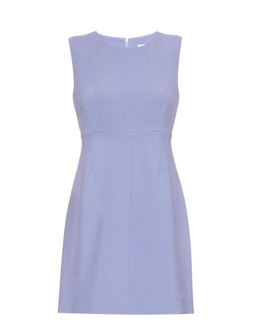 Diane von Furstenberg | Purple Carrie Dress | Lyst