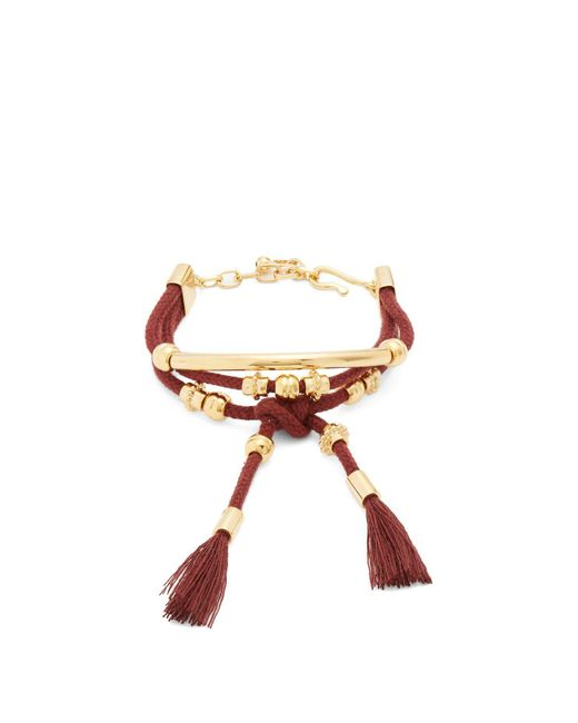 Chloé - Multicolor Eye And Hand-charm Necklace - Lyst