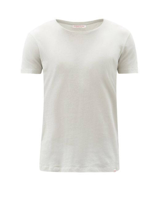 メンズ Orlebar Brown Ob-t コットンtシャツ Multicolor