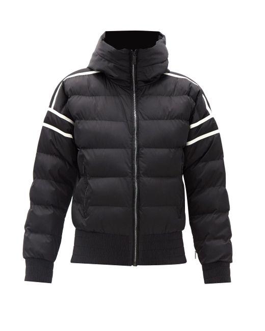 Fusalp アビー パデッドスキージャケット Black