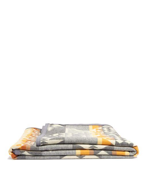 Pendleton Arrowhead ウール&コットンブレンド ブランケット Multicolor