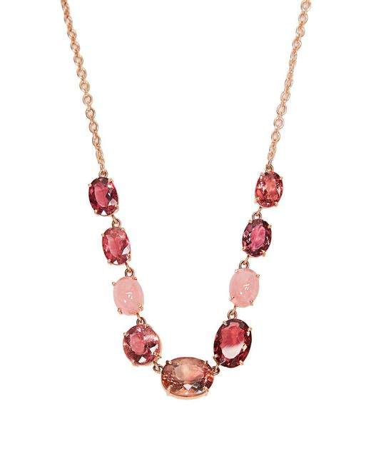 Irene Neuwirth - Multicolor Opal, Tourmaline & Rose-gold Necklace - Lyst