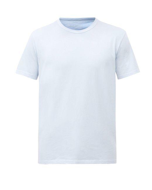 メンズ Officine Generale Officine Générale コットンtシャツ Multicolor