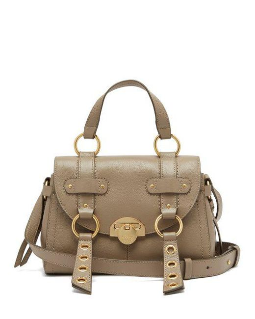 Allen leather bag See By Chlo UOBS7m