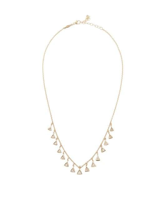 Jacquie Aiche | Metallic Diamond & Yellow-gold Necklace | Lyst