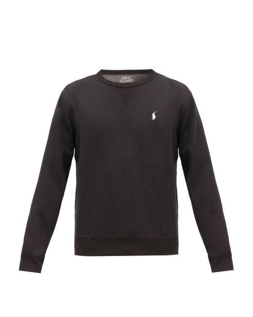 メンズ Polo Ralph Lauren テクニカル スウェットシャツ Black