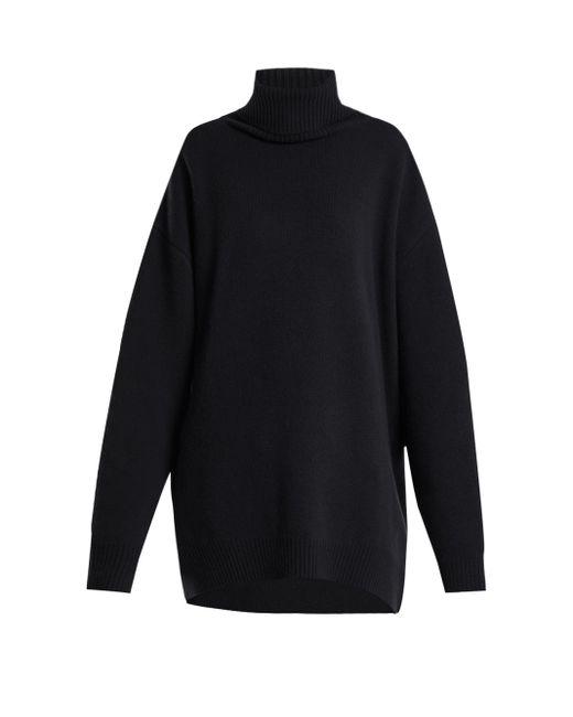 Raey タートルネック ウールセーター Multicolor
