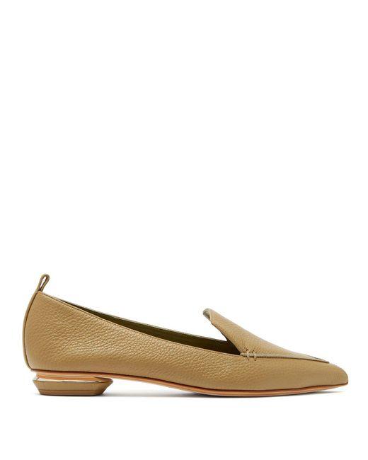 Nicholas Kirkwood - Multicolor Beya Grained Leather Loafers - Lyst