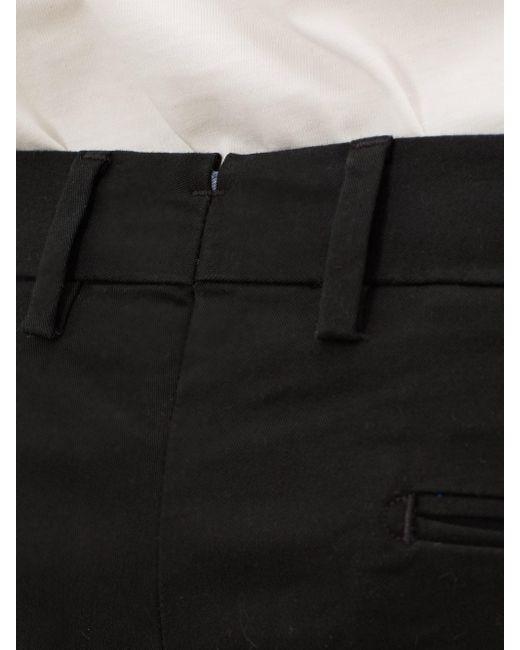 メンズ Polo Ralph Lauren スリムフィット ストレッチコットン チノパンツ Black