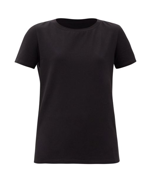 Weekend by Maxmara マルチ B Tシャツ Black