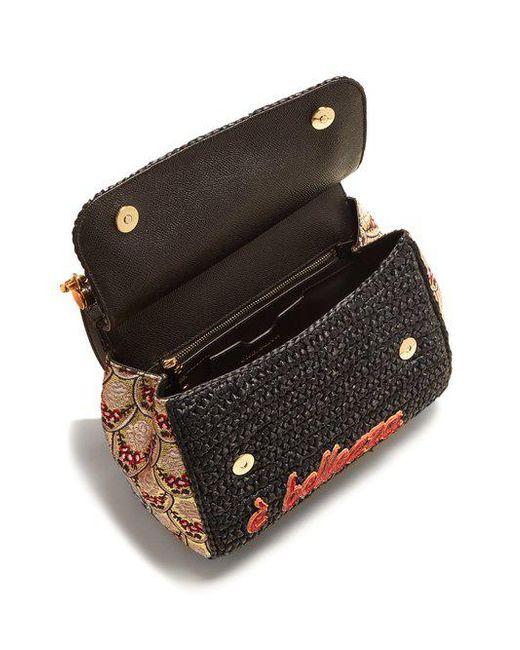 Sicily Amor embellished bag Dolce & Gabbana Sr1UAe0dPO