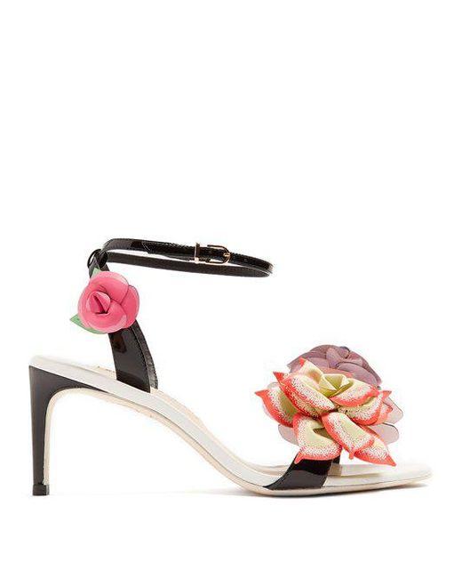 SOPHIA WEBSTER Jumbo Lilico sandals tKx8cm4